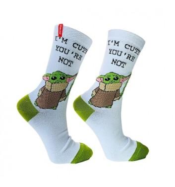 Шкарпетки Driftwood Cute Yoda