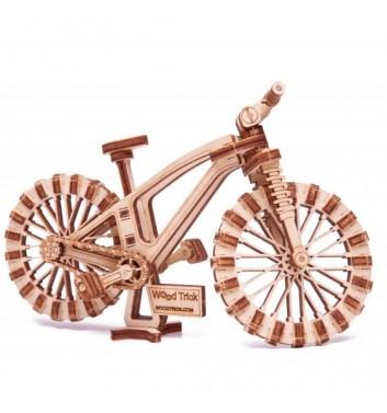 Механічний 3D пазл Wood Trick Вудік Міні велосипед
