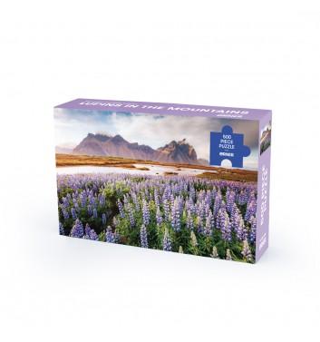 Пазл Orner Store «Люпiни в горах» 500 елементiв