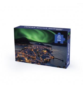 Пазл Orner Store «Полярна нiч, Норвегія» 500 елементiв