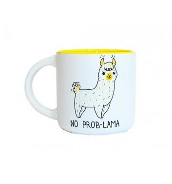 """Чашка Papa Design """"No Prob-Lama"""""""