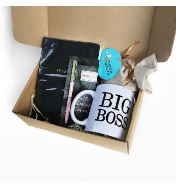 Подарунковий бокс «Big Boss: girl edition set»