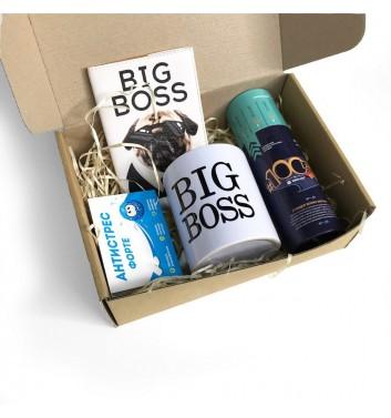 Подарунковий бокс «Big Boss: man edition»